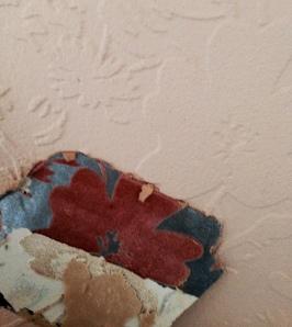 Felt wallpaper